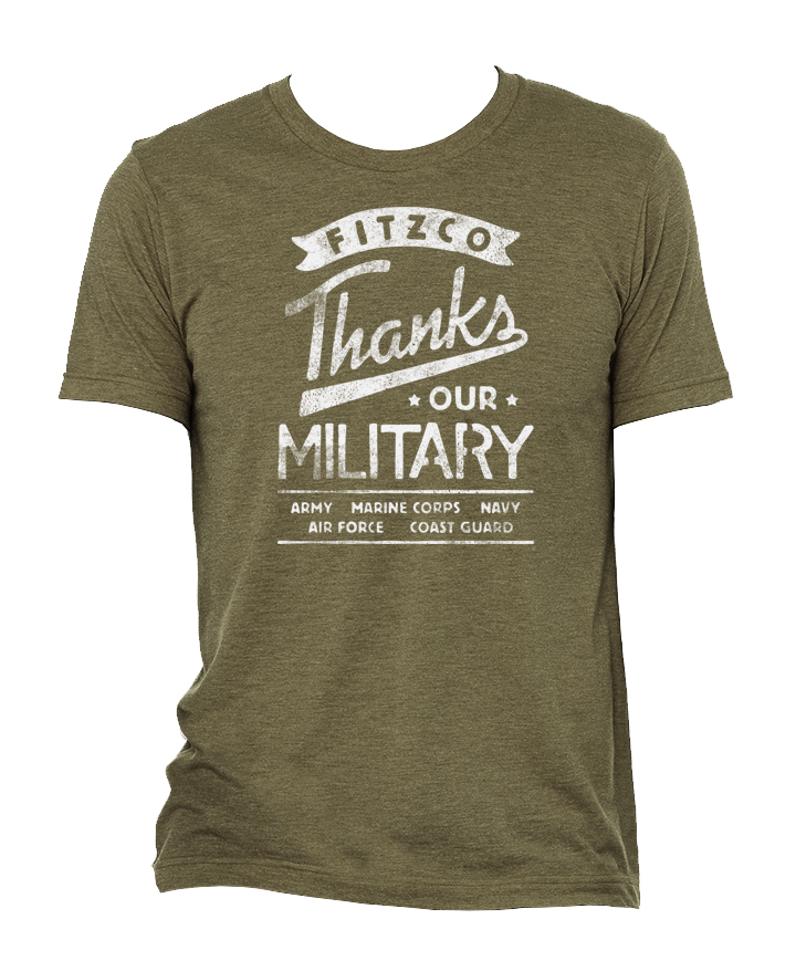 Tshirt Comp Military